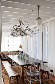 Tree Branch Decor Tree Branch Chandelier Lighting Chandelier On Pinterest Branch