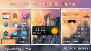 themes for nokia c2 touch and type mac os x yosemite live hd theme for nokia asha202 300 303 c2 02 c2
