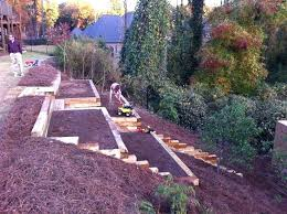 Steep Hill Backyard Ideas Steep Hill Landscaping Ideas Image Result For Side Sloped Backyard