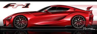 Ft 1 Toyota Price The Sketches Stun You In Unapologetic Red Toyotaft1