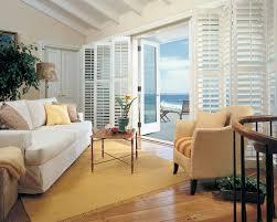 sliding glass door window shutters cleveland shutters