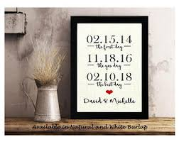 anniversary gifts for husband anniversary gifts for men etsy