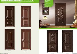 attractive living room door design modern wood bedroom door living