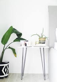 the one step marble side table u2014 kristi murphy diy blog