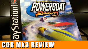 classic game room vr sports powerboat racing review for