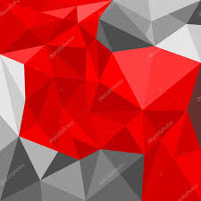 halloween website background grey and red triangle vector background or seamless pattern flat