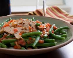 cuisine az com recettes recette haricots verts à la tomate