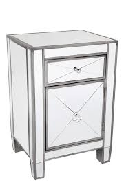ebay bedside table ls mirrored bedside table massagroup co