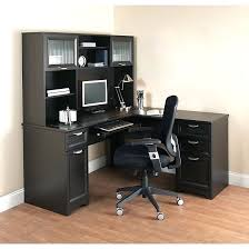 Bestar Desk Desk Office Depot Magellan L Shaped Desk With Hutch Image Of