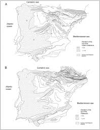 Iberian Peninsula Map On The Tectonic Origin Of Iberia Topography Pdf Download Available