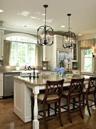kitchen island pendant lighting height brushed nickel pinterest