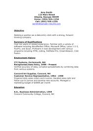 Sample Resume For Data Entry Clerk by Impressive Data Entry Clerk Resume Sample Displaying Nice