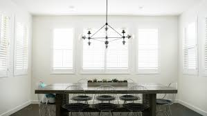 Dining Room Blinds Dining Room Merrick U0027s Art Style Sewing For The Everyday Girlhome Shutters