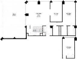 Bca Floor Plan Burnham Station 61 W 15th University Village Condo Information