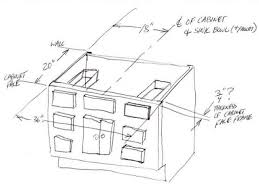 Standard Bathroom Cabinet Sizes by Depth Of Bathroom Vanity Bathroom Vanity Sizes Room Design Decor