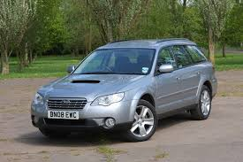 blue subaru outback 2008 subaru outback estate review 2003 2009 parkers