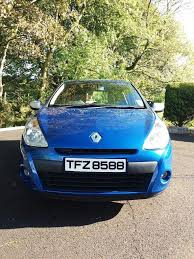 2010 renault clio i music in larne county antrim gumtree