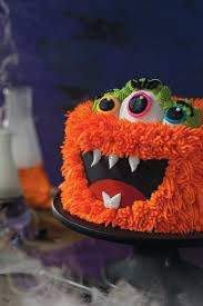 Halloween Monster Cake by Baskin Robbins Introduces Scarily Delicious Halloween Lineup