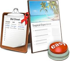 writing item descriptions for a silent auction is easier than you