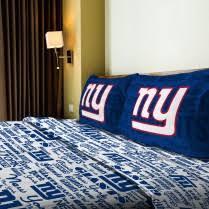 Ny Giants Crib Bedding New York Giants Nfl Bedding Sets Football Team Comforters At