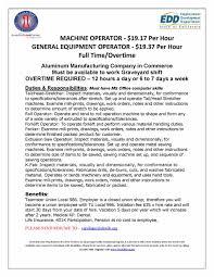 Crane Operator Resume Sample by Power Plant Equipment Operator Resumes Contegri Com