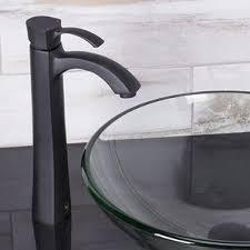 black bathroom faucets wayfair