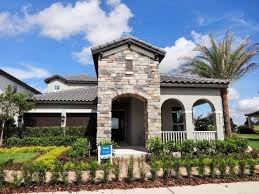 watermark by meritage homes barrett model winter garden new