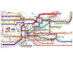 Prague Metro Map by Maps Of Prague Detailed Map Of Prague In English Tourist Map
