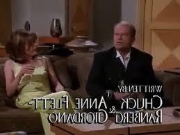 Frasier Thanksgiving Frasier S4 Ep7 A Lilith Thanksgiving Dailymotion
