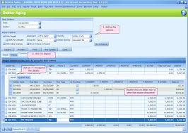 aging report template autocount accounting help file 2009