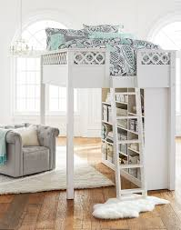 Design Your Dream Room Create Your Own Space For Sleep And Study A Lofted Bed Provides