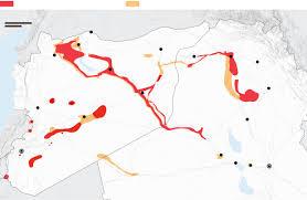 Islamic State Territory Map by U S Builds Force To Retake Islamic State U0027s Syrian Headquarters Wsj