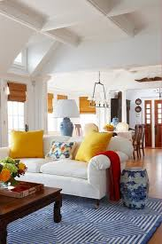 Blue And Yellow Home Decor 9