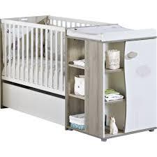 chambre noa b b 9 lit bébé à barreaux évolutif et combiné moins cher sur allobébé