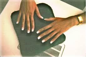photo ongles gel pose d u0027ongles en gel naturel ou french