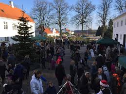 christmas starts this weekend at the old danish manor houses