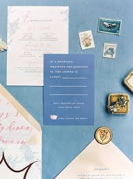 our southern wedding our custom wedding invitation suite