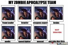League Of Draven Meme - draven memes mne vse pohuj