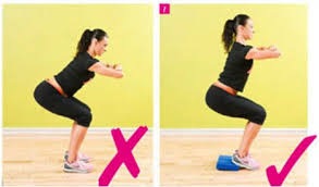 Chair Squat Lily Allen Diet Plan Workout And Fitness Routine Healthy Celeb