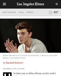 Lucia Mendez Meme - deluxe latimes music charts budding vine king shawn mendes debuts at