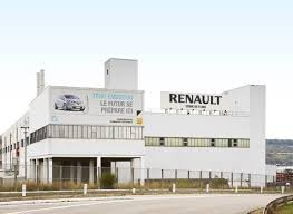 renault lease france renault zoe electrifies the flins production plant my renault