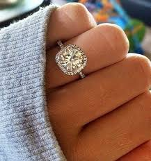 cushion cut engagement ring 20 brilliant cushion cut wedding engagement rings