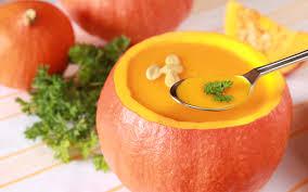 comment cuisiner le potiron soupe de légumes au potiron recette de soupe de légumes au potiron