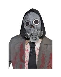 Gas Mask Halloween Costume Zombie Gas Mask