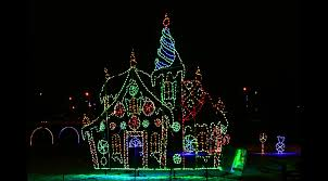 Christmas Lights Festival by Airdrie Festival Of Lights Illuminates Christmas With A Million