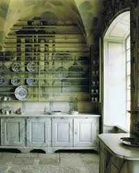 porcelain kitchen at thureholm u2026 decorated in the 1740s u2026 walls