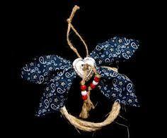 western cowboy mini lariat rope ornaments set of 10