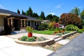 images about front yard designs modern n landscaping ideas