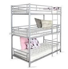 3 Kid Bunk Bed Great 3 Tier Bunk Bed Iso 9001 Modern Metal 3 Tier Bunk Bed