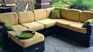 ideas for outdoor living wicker outdoor furniture blue pattern